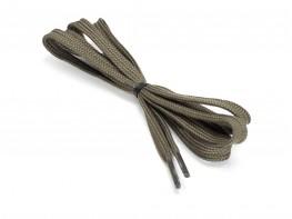 Шнурки зеленые (100 см)