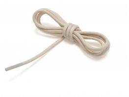 Шнурки бежевые (80 см)