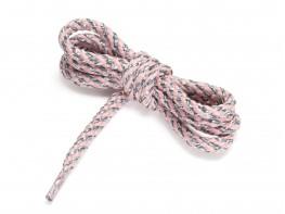 Шнурки розовые (90 см)