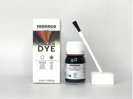 Краска для кожи (гладкой) Tarrago Color Dye 25 мл (черный)