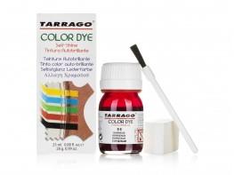 Краска для кожи (гладкой) Tarrago Color Dye 25 мл (бордо)
