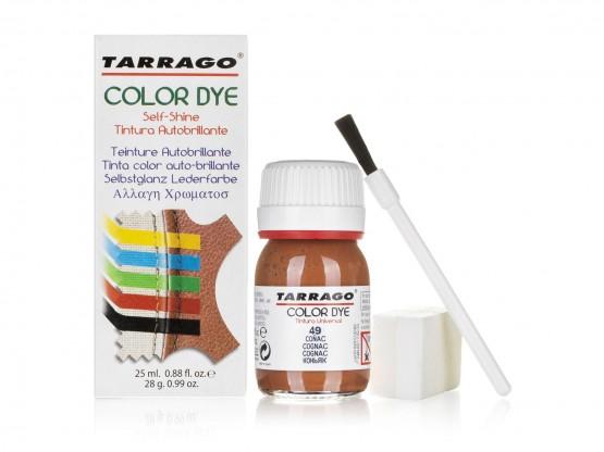 Краска для кожи (гладкой) Tarrago Color Dye 25 мл