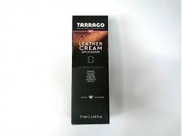 Крем для обуви с губкой Tarrago Leather Cream 75 мл (белый)