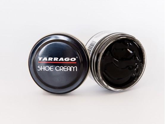 Крем для обуви Tarrago Shoe Cream 50 мл (черный)