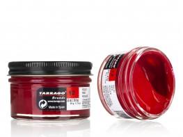 Крем для обуви Tarrago Shoe Cream 50 мл (красный)