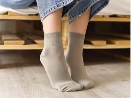 Носки серые
